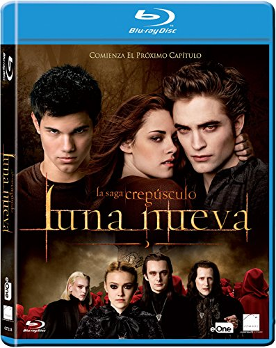 Crepusculo: Luna Nueva Blu-Ray [Blu-ray] 51oq 2BvsZU8L
