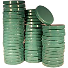 epilwax S.A.S–Ciottoli di cera Pinzetta pelable azulène (Verde)–Bustina di 1kg cera calda riutilizzabile, qualità Extra