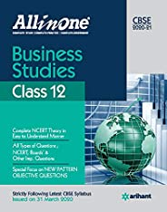 CBSE All In One Business Studies Class 12 for 2021 Exam