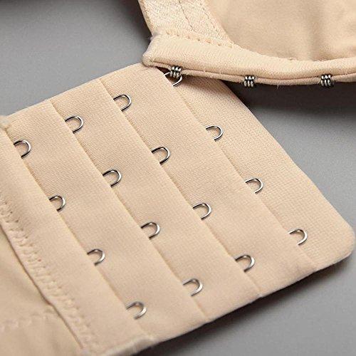 Longless Cotone donne incinte biancheria intima tazza ultra-sottile comodo respirabile senza anello prima che l'allattamento al seno fibbia registrabile del reggiseno A