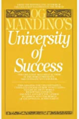 Og Mandino's University of Success: The Greatest Self-Help Author in the World Presents the Ultimate Success Book (English Edition) Format Kindle