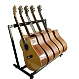 MultiWare Support Pour Guitare Support Pliable Guitare 5