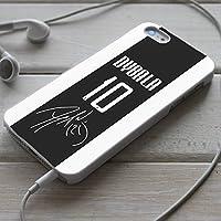 Caso cover di telefono cellulare della copertura della cassa del telefono cellulare JUVENTUS - Paulo Dybala - per iPhone X 8 8+ 7 7+ 6S 6 6S+ 6+ 5 5S 5SE 4S 4