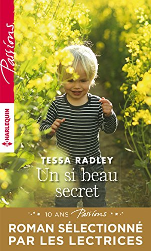 Un si beau secret (Passions) (French Edition)