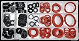 Sw-stahl S8059 - Sellar surtido 141 piezas para gumi sanitaria, fibra, klingerit