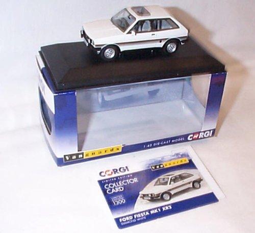 corgi-vanguards-white-ford-fiesta-mki-xr2-car-143-scale-diecast-model