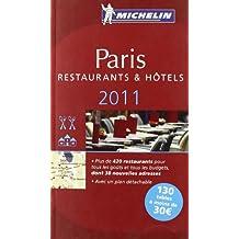 Guide Michelin Paris 2011