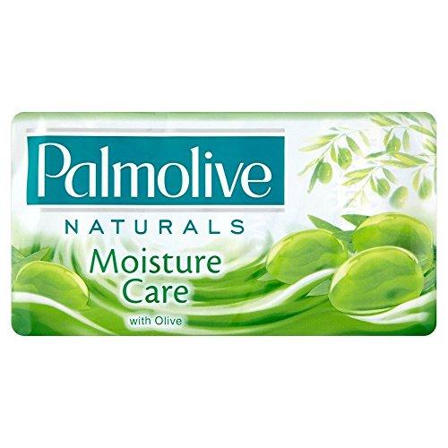 Palmolive Naturali Sapone Bar Cura Umidità Con Oliva (3X90g)