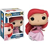 FunKo 11219 POP Vinylfigur: Disney: The Little Mermaid: Ariel, Auburn,Pink, Einheitsgröße