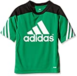 adidas Kinder Trikot Sereno 14, Twilight Green/Black/White, 152, F49698