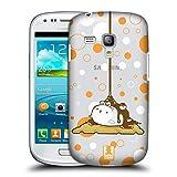 Head Case Designs Smores Rundliches Häschen Ruckseite Hülle für Samsung Galaxy S3 III Mini