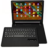 "Mondpalast @ Funda Carcasa Caso con QWERTY teclado inalambrico Bluetooth desmontable para Lenovo Yoga Tab 3 Plus 10 LENOVO YOGA TAB 3 PLUS 10.1"""