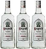 Krupnik Premium Wodka (3 x 0.7 l)