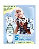 steri-bottle, confezione da 5