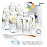 MAM Vorteilspack II Starterset 19 tlg. Anti-Colic Flaschen Set Bürste Babykostwärmer