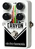 Electro Harmonix Crayon Full Range Overdrive Effects Pedal (76 & 69) Type 2 (69)
