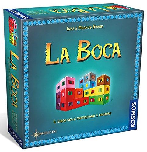 Kosmos 691776 - La Boca