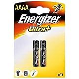 Energizer Battery AAAA/LR61 Ultra+ 2-pak, 7638900202410