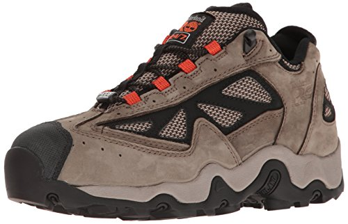 Timberland PRO Men's 81016 Gorge MPO ESD Steel Toe Oxford,Brown,7.5 M US - Mens Steel Toe Work Oxford