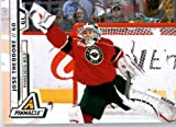 2010/11 Pinnacle-Hockey Card#101 Jose Theodore Minnesota Wild en un