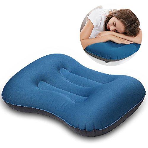 Aodoor cuscino gonfiabile da campeggio, gonfiabile, per campeggio, giardino, spiaggia, vacanze, outdoor, ufficio, viaggio