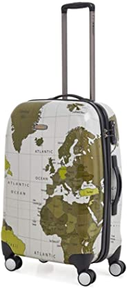 Eminent PC Light Spinner Trolley Case KD71MAP (25, Grey)