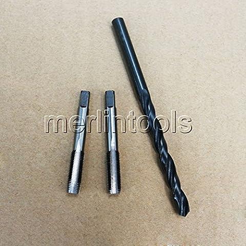 16mm x 1,5metrica Taper e Plug Tap M16x 1,5mm e punta a 14,5mm