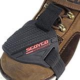 Motorradschuhe Schutz Stiefelzubehör Zahnrad Schalthebel Schuh Abdeckungs Abnutzung beständiger Gummi