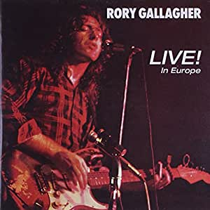 Live ! In Europe