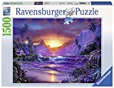 Ravensburger 16359 Sonnenaufgang im Paradies, 1500 Teile Puzzle