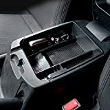 Upgrade Car Center Console Armrest Box Glove Box Secondary Storage