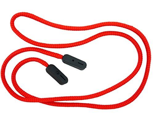 Gorilla Post (GoGrip Brillenband (Leuchtend Rot))