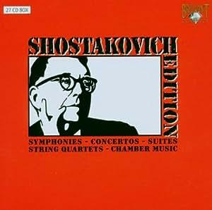 Symphonies - Concertos - Suites - Quatuors A Cordes - Musique De Chambre