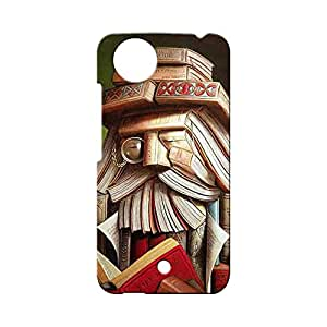 G-STAR Designer Printed Back case cover for Micromax A1 (AQ4502) - G7656