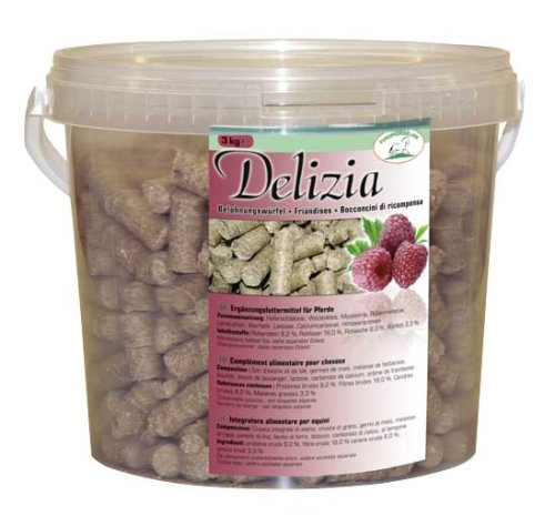 Kerbl 325010 Delizia Sweeties Himbeer 3kg