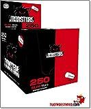 Monsters - Filtri per sigarette, da 6mm di diametro, in confezione da 4500filtri