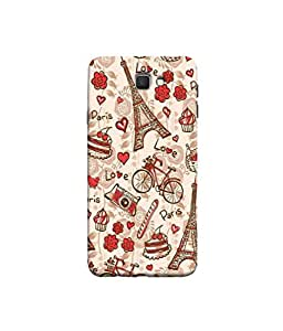Kaira High Quality Printed Designer Soft Silicone Back Case Cover For Samsung Galaxy On5 (2016)(315)