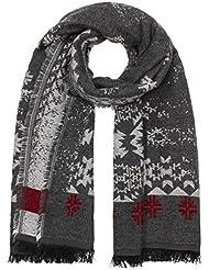 Echarpe XXL Cotton Blend Passigatti foulard pour femme echarpe en tricot
