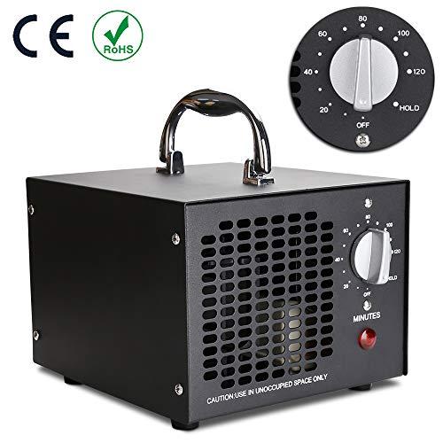 Wis 5000-OGS Generador ozono Purificador Aire ozono