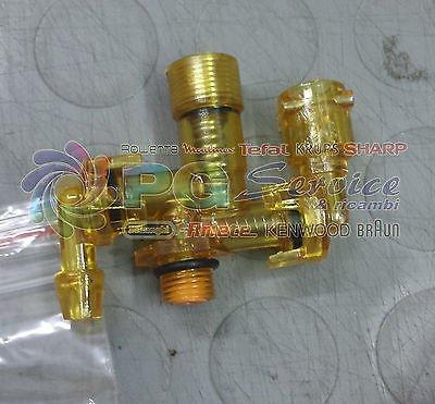 Ariete - Válvula de bomba amarilla de retorno de agua para Konsuelo Retro Charme Moka