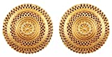 Best Jewelry Designers - Touchstone Indian Bollywood Artistic Fringes Motif Bridal Designer Review