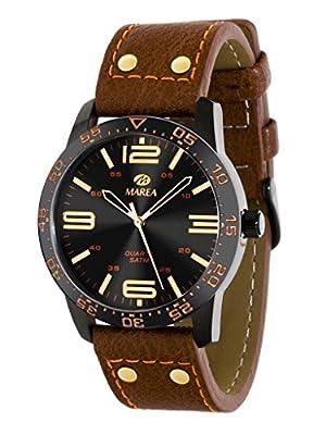 Reloj Marea Hombre B35251/5 Marrón y negro
