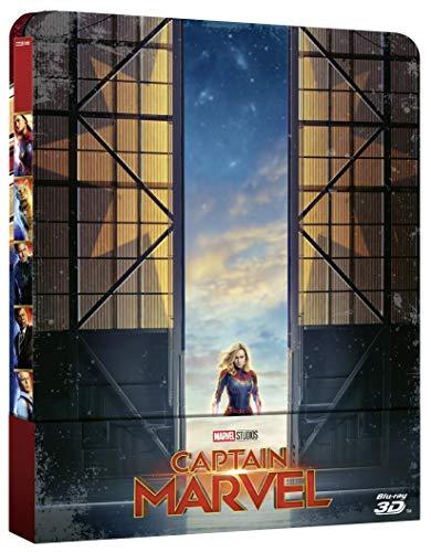 Capatin Marvel (Blu Ray Steelbook)