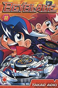 Beyblade Edition simple Tome 11