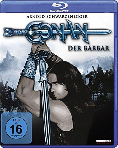 Bild von Conan 1 - Der Barbar [Blu-ray]