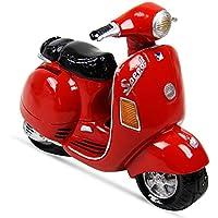 Preisvergleich für Udo Schmidt Spardose *Motorroller in rot*