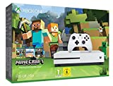 Cheapest Xbox One S Console 500GB Minecraft  Favourites Bundle on Xbox One