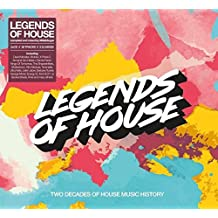 Legends Of House (compiled by Milk & Sugar)