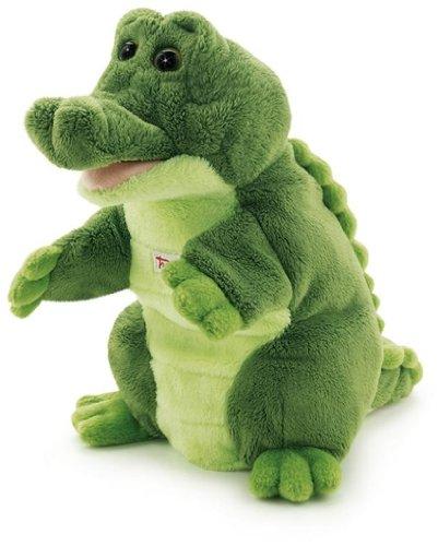 Trudi - Marioneta cocodrilo
