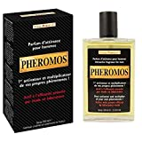 Pheromos - Parfum pour Homme activateur de phéromones - Booster de libido - Excite...
